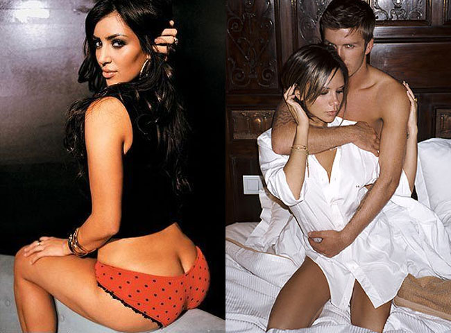 Kim Kardashian to buy Beckham