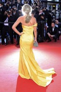 Actress Lopilato arrives on the red carpet for the screening of the film On The Road in competition at the 65th Cannes Film Festival