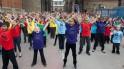 Schoolchildren Attempt Big dance World Record