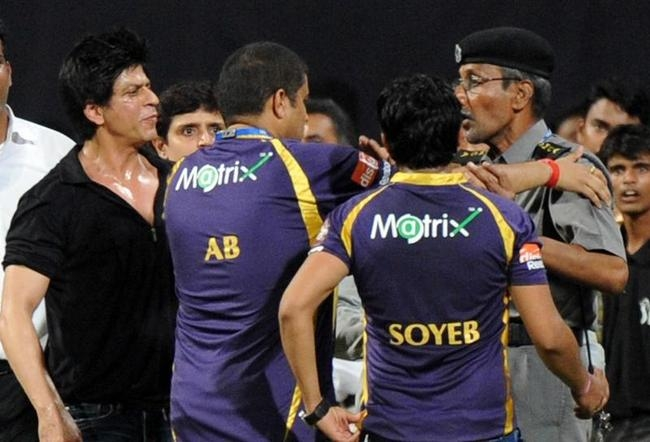 SRK vs MCA