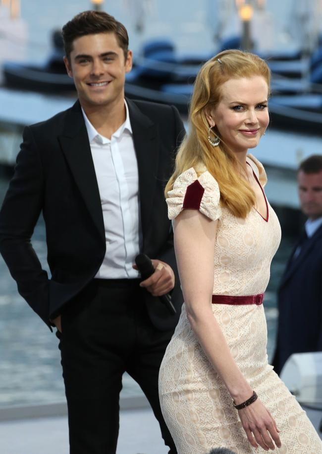 Australian actress Nicole Kidman and US