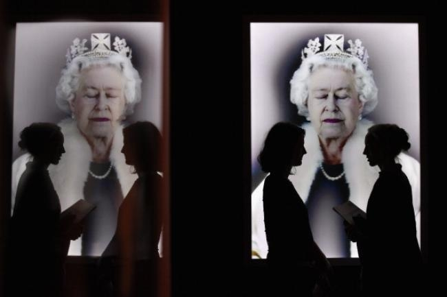Press Preview Of The Queen: Art And Image Exhibition