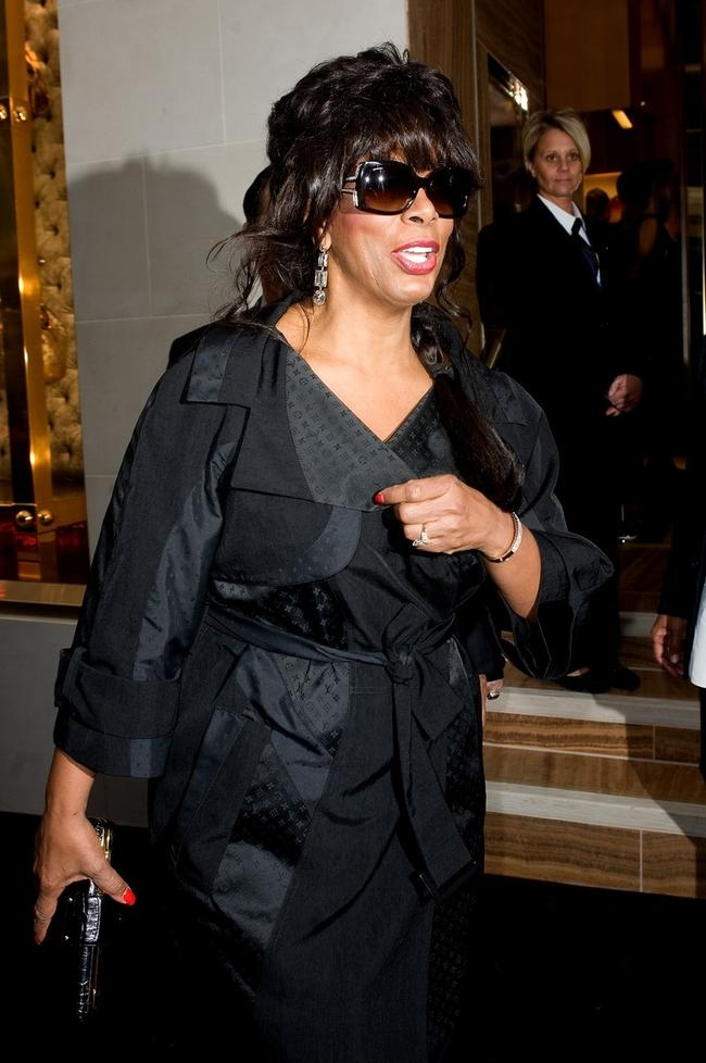 Donna Summer, 63, succumbs to lung cancer. (file photo)
