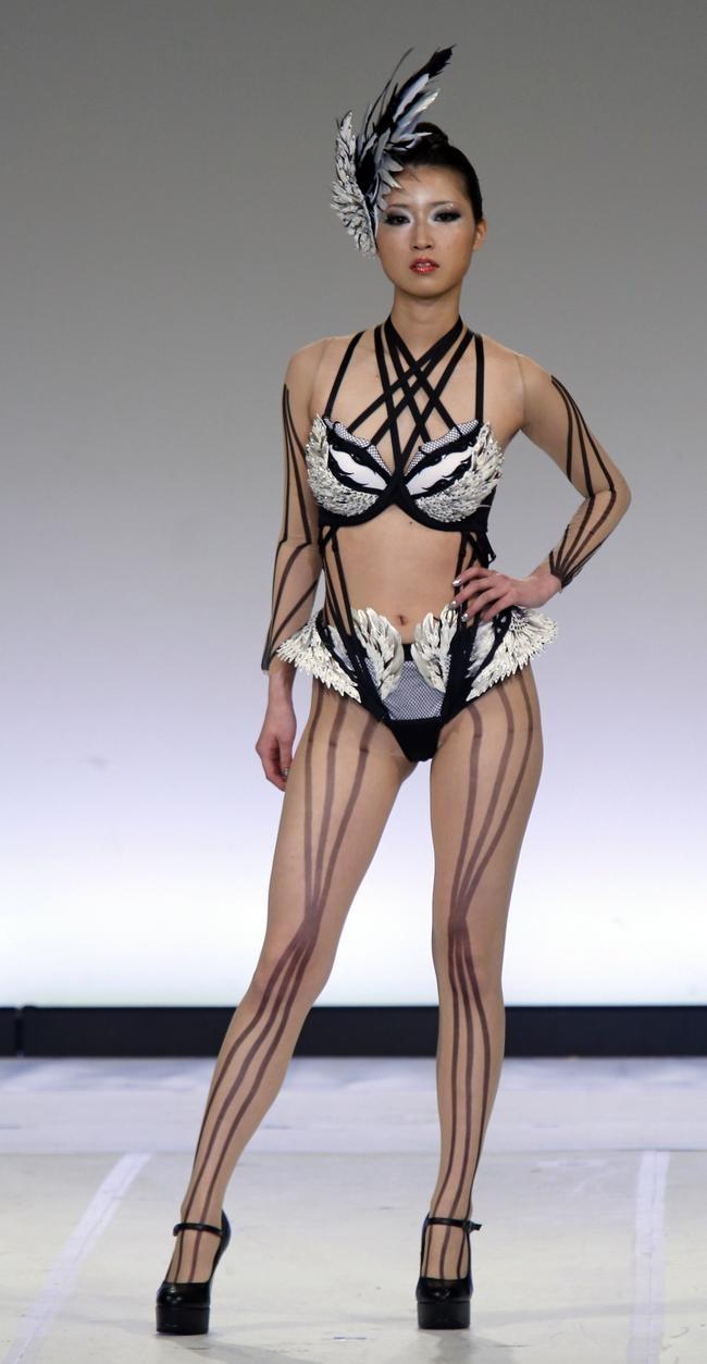 Bizarre bikinis