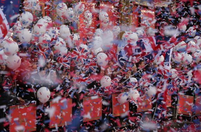 Harrods Celebrates The Diamond Jubilee