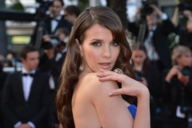 Uruguayan actress Natalia Oreiro arrives