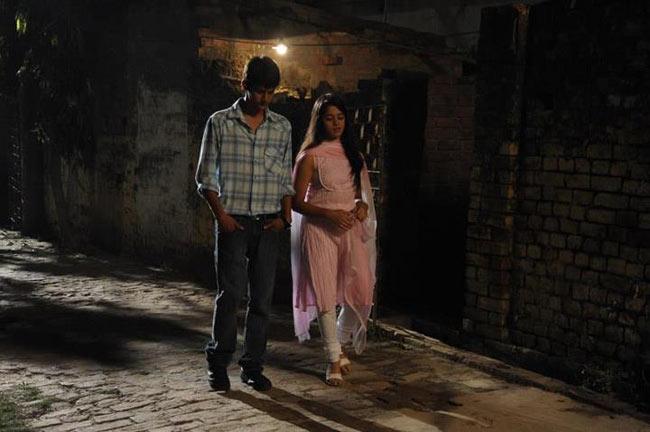 Raj Tandon and Aanya Anand