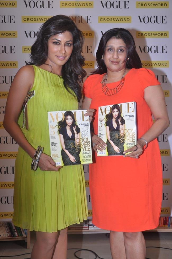 Chitrangada Singh and Priya Tanna