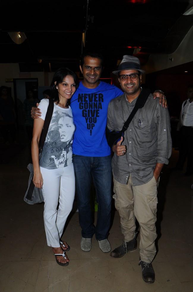 Seema Rahamani, Siddharth Kannan & Ash Chandler