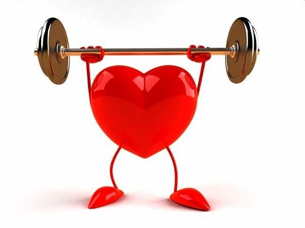 Benefits of sex: Healthy heart