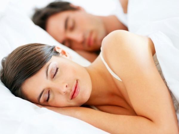 Benefits of sex: Induces sleep