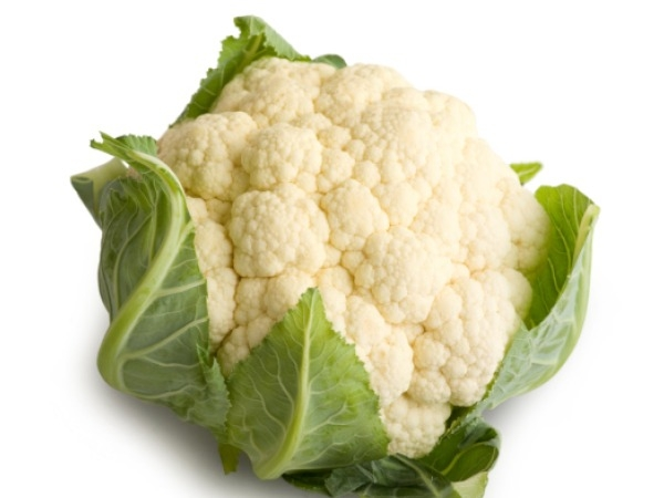 Cauliflower Greens