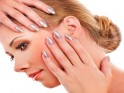 Get rid of discolored nails