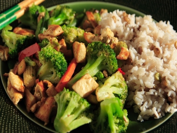Stir Fried Veggies