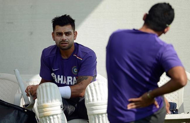 Team India Get Battle Ready