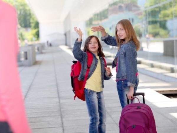 School bags shouldn't be heavy