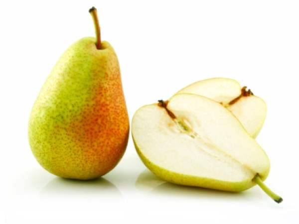 Pears – approximately 195 grams