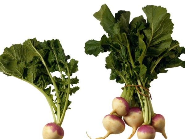 Turnip Greens (Shalgam ke patte)