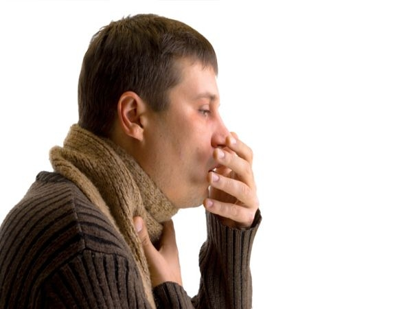 Nagging cough or hoarsenes