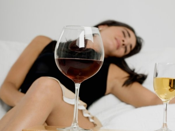 Avoid alcohol and other sedatives