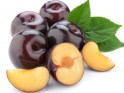 Plum - approximately 195 grams