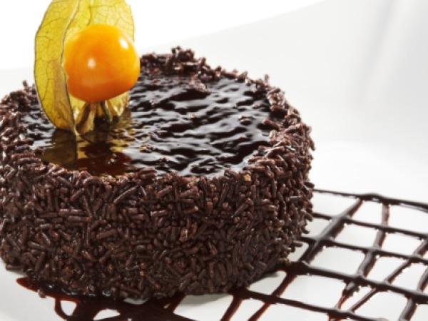 Dark Choclate Orange Cake