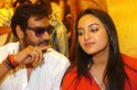 Ajay Devegan and Sonakshi Sinha