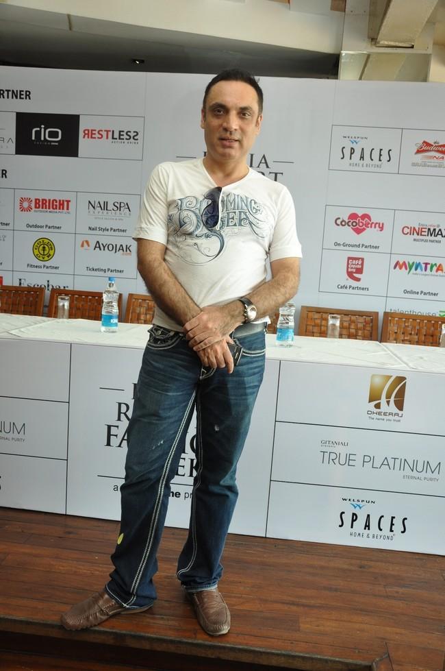 Arjun Kapoor of Anjalee & Arjun Kapoor