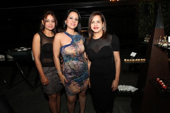 Ramola Bachchan, Monica Brara & Shalini Khandelwal