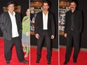 Men at Jab Tak Hai Jaan Movie Premiere
