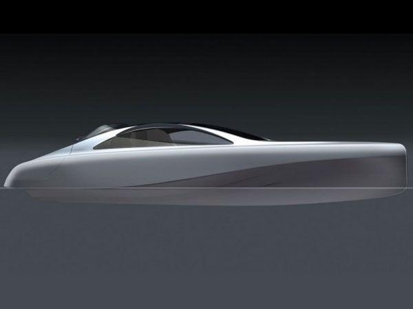 Mercedes Benz Granturismo