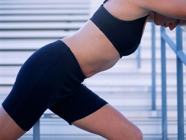 Buttock exercise