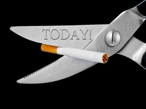 Quit smoking: