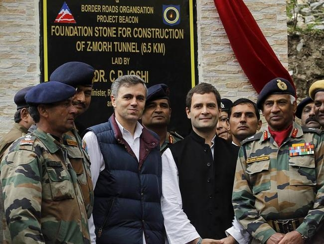 Winner(s)-Rahul Gandhi and Omar Abdullah