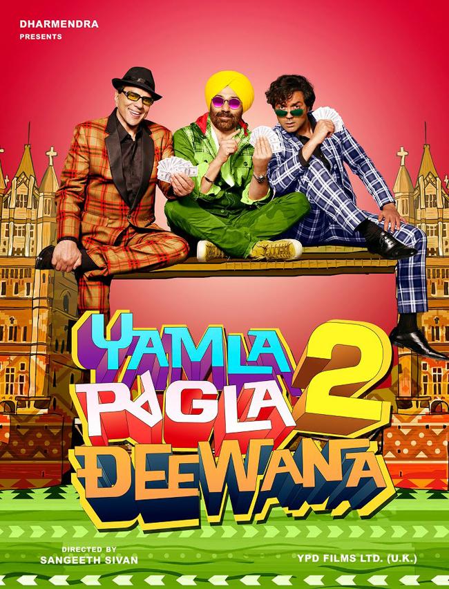 Yamla Pagla Deewana 2