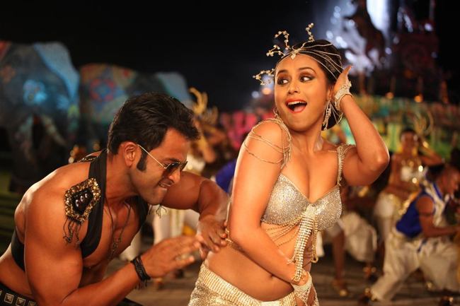 Rani Mukerji and Prithviraaj