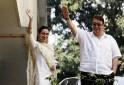 Karisma and Randhir Kapoor
