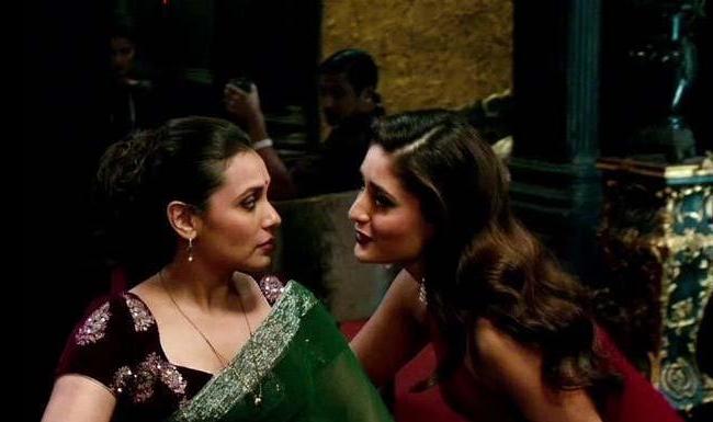 Kareena Kapoor and Rani Mukerji