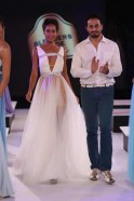 Lisa Haydon as the showstopper for Gaviin Miguel
