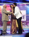 Yash Chopra, Ranbir Kapoor and Rekha