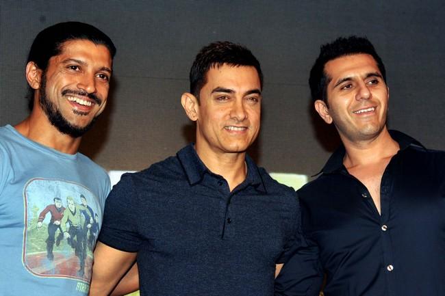 Farhan, Aamir, Ritesh