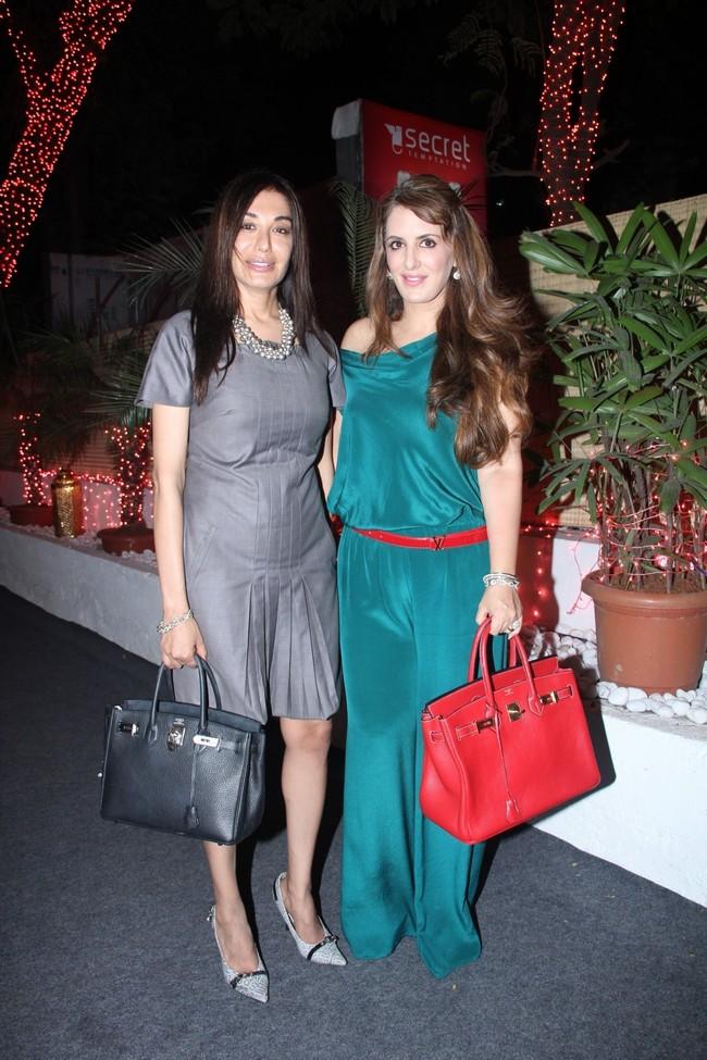 Kadambari Lakhani & Pria Kataria Puri