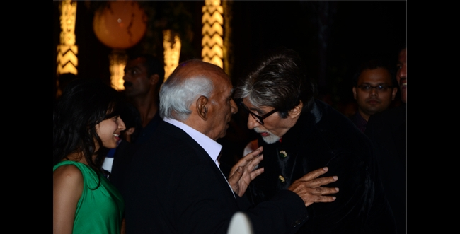 Yash Chopra Last Pictures