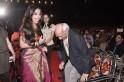 Vidya Balan with Yash Chopra