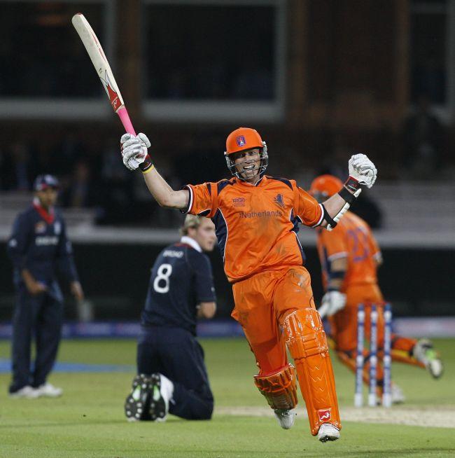 Netherlands beating England