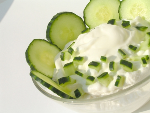 Good Cholesterol Food: Yogurt
