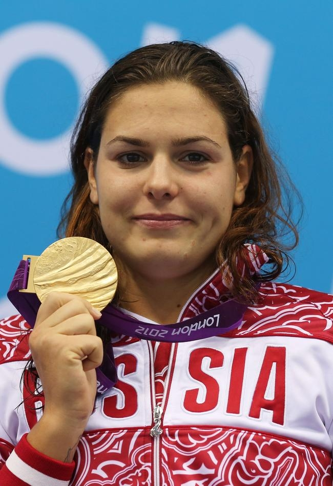 Incredible Oxana Savchenko
