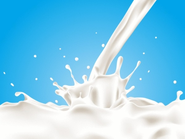 Source for Vitamin B12: Milk