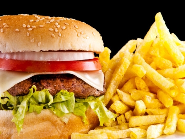 Food Myth: Fast Food are health