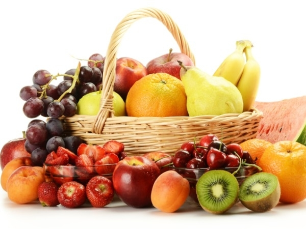 Good Cholesterol Food: Fruits